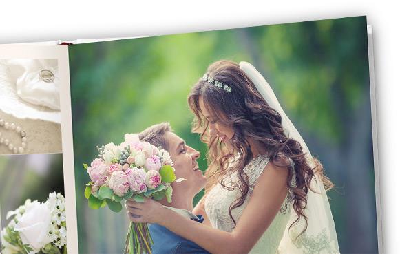 Fotolibro professionale 35x35