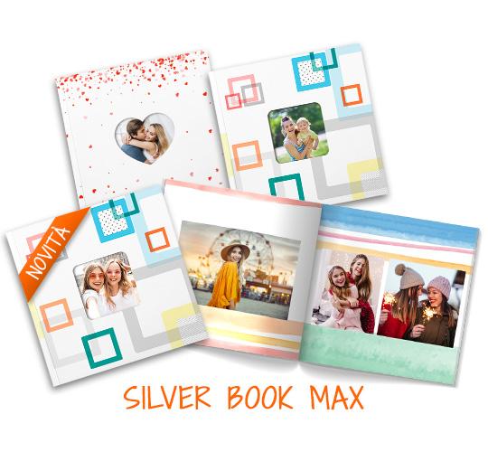 Fotolibro Silver Book 18x18
