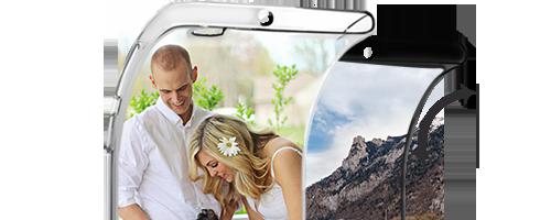 Cover Personalizzate Huawei P8 Lite Flex