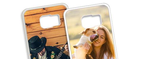 Cover Personalizzate Galaxy S6 Silicone