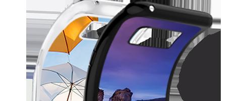 Cover Personalizzate Galaxy S8 Plus Flex