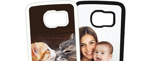 Cover Personalizzate Galaxy S7 Edge Silicone