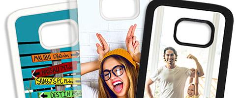 Cover Personalizzate Galaxy S7 Silicone
