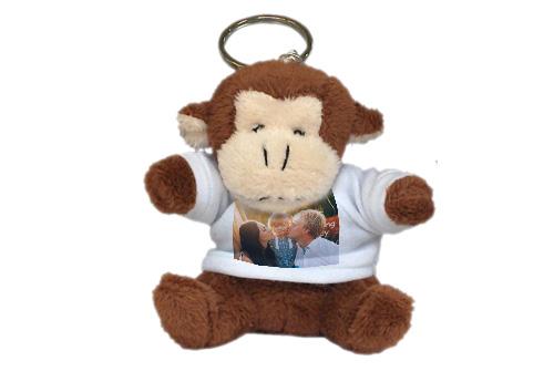 Portachiavi Peluche Scimmietta
