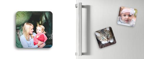 Magnete 5x5cm personalizzato