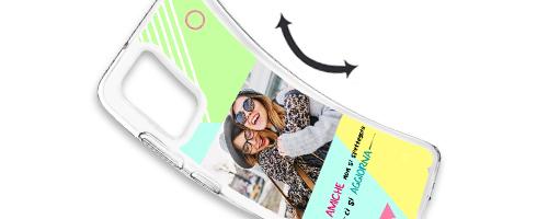 Cover Personalizzate Samsung Galaxy S20 Plus flex
