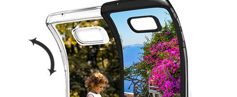 Cover Personalizzate Samsung Galaxy S6 Edge Flex