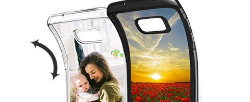 Cover Personalizzate Samsung Galaxy S7 Edge Flex