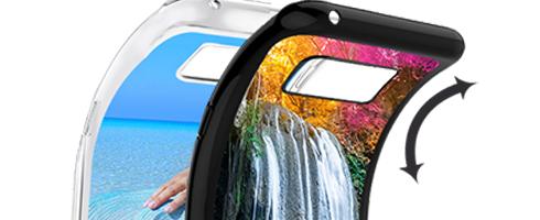 Cover Personalizzate Samsung Galaxy S8 Flex