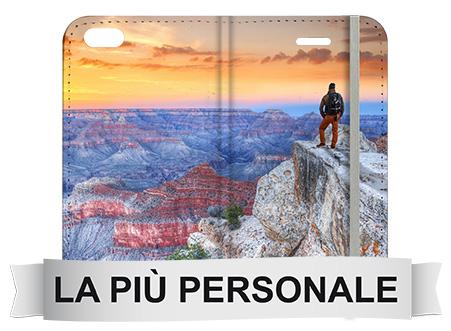 cover personalizzata iphone 6 Full Flip