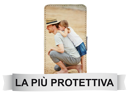 cover personalizzata iphone 6 Flip