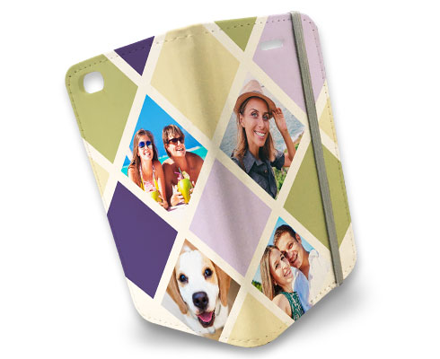 Cover Personalizzate iPhone 6 Full Flip