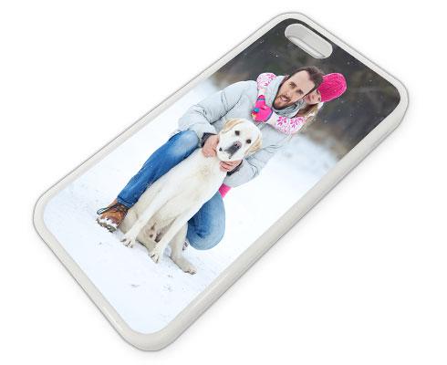 Cover Personalizzata iPhone 4/4S Silicone