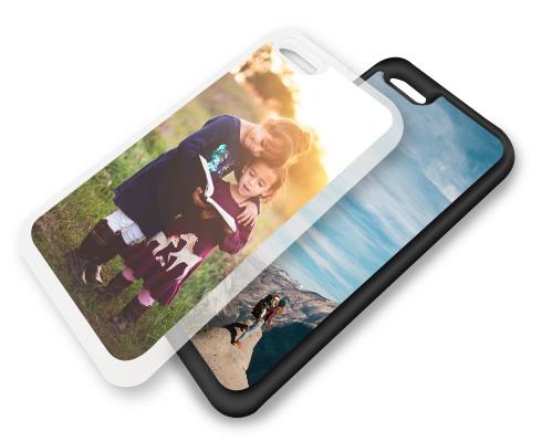 Cover Personalizzata iPhone 6 Plus Silicone