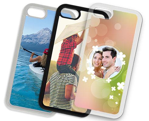Cover Personalizzate iPhone 7 Silicone