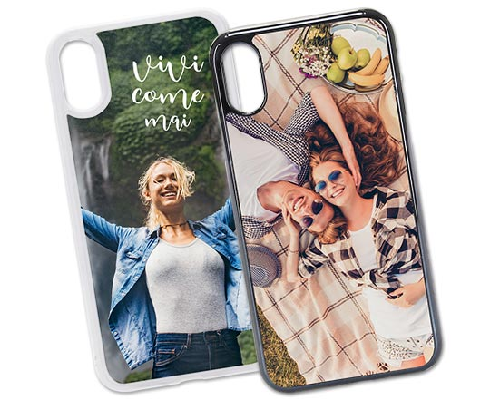 Cover Personalizzate iphone X/XS