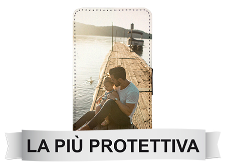 cover personalizzata iphone 7 plus Flip