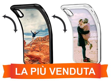 cover personalizzata iphone X/XS flex
