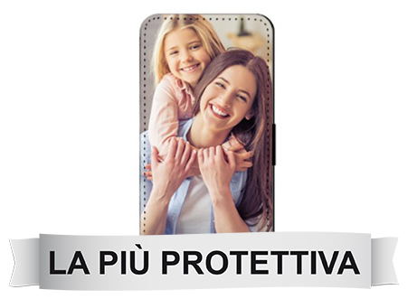 cover personalizzata iphone 7 Flip