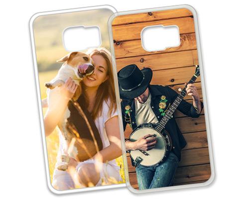 Cover Personalizzate Samsung S6 Silicone