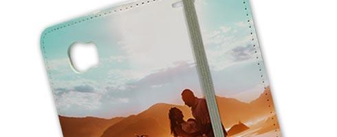 Cover Personalizzate Galaxy S6 Full Flip