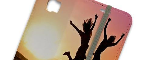 Cover Personalizzate Galaxy S7 Full Flip