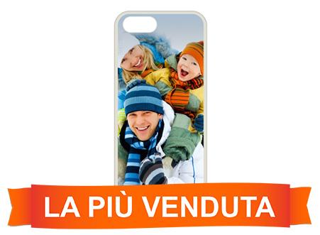 cover personalizzata iphone 5/5S silicone