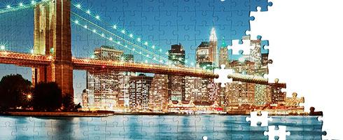 Foto puzzle 40x60