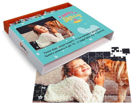 cofanetto foto puzzle