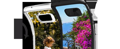 Cover Personalizzate Galaxy S6 Edge Flex