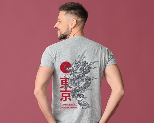 t-shirt personalizzate uomo
