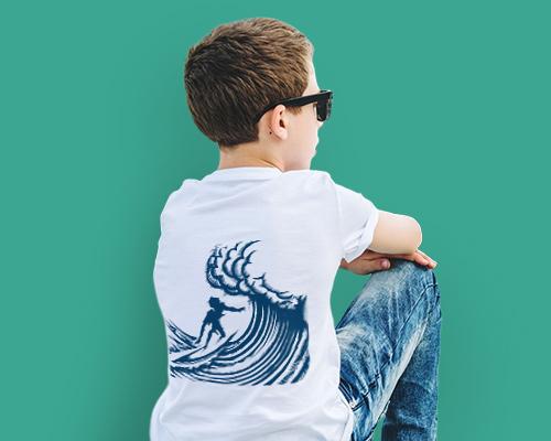 t-shirt personalizzate bambino