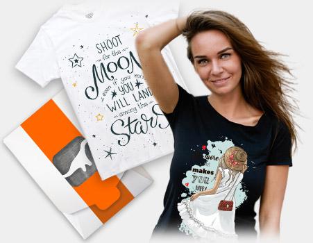 t-shirt personalizzate idee grafiche
