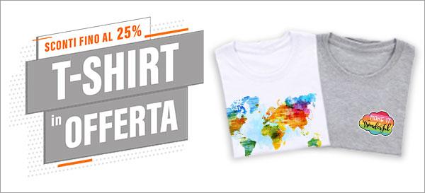d988e9cb10 T-shirt personalizzate | Photocity.it