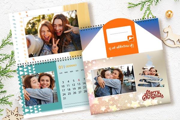 offerta calendario style