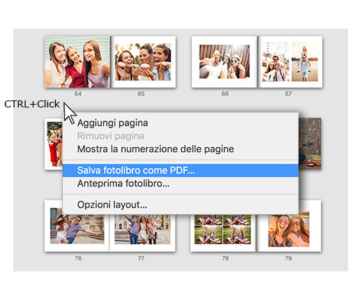 Come creare libri iphoto photos