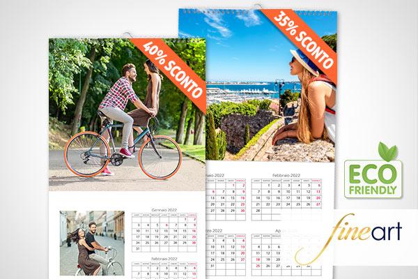 offerta calendari fine art