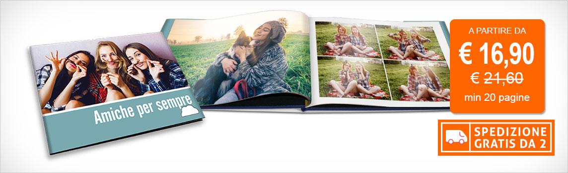 offerta fotolibro da iphoto