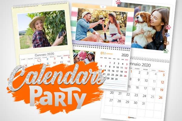 Offerta calendario