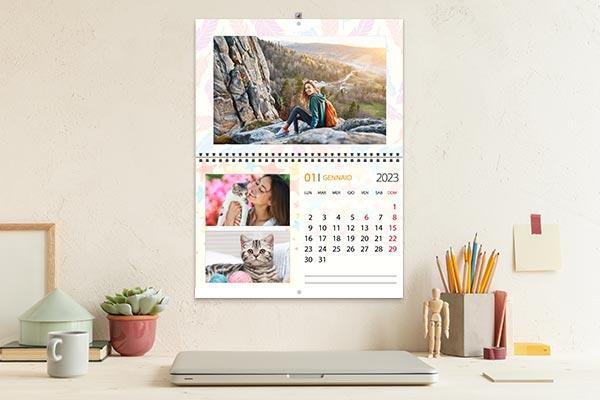 caratteristiche calendario