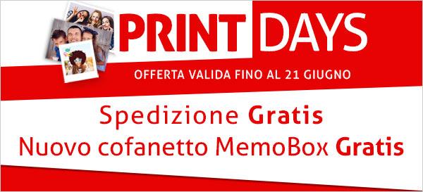 offerta print days mobile