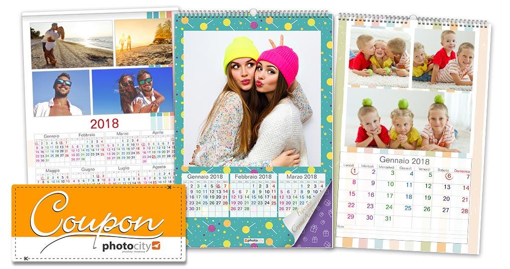 offerte Coupon Calendari