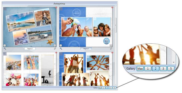 Photocity Silver - Visualizza il risultato del tuo fotolibro