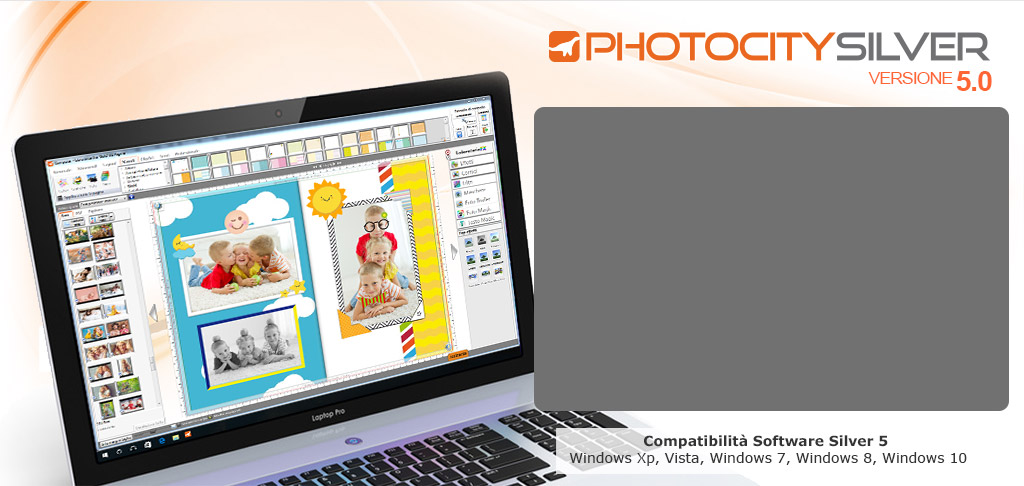 Software Photocity Silver 5