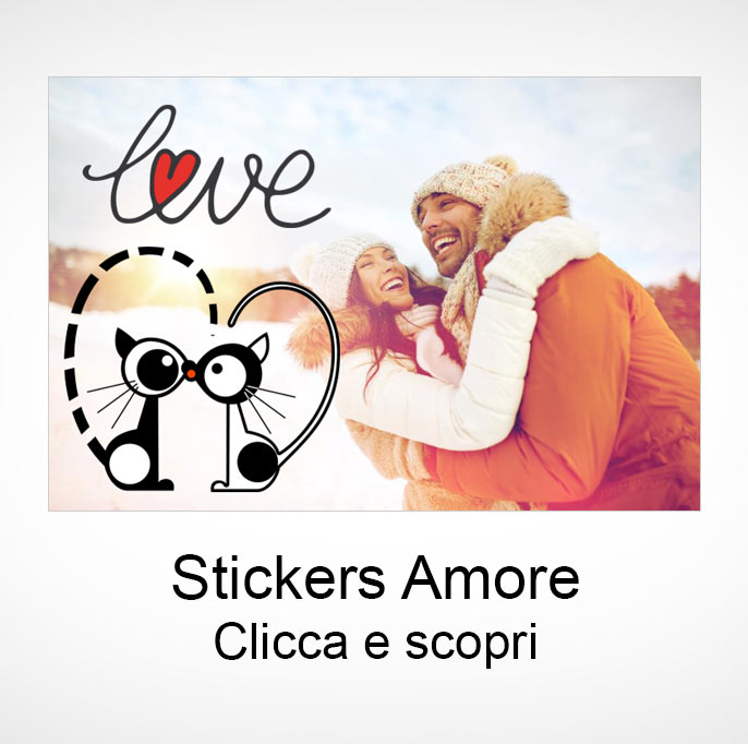 strickers foto personalizzate