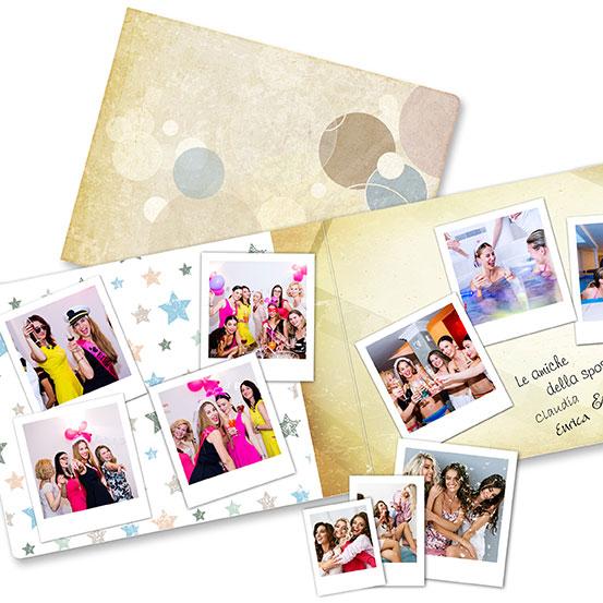 foto vintage e album panorama