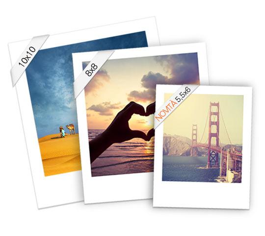 formati foto vintage