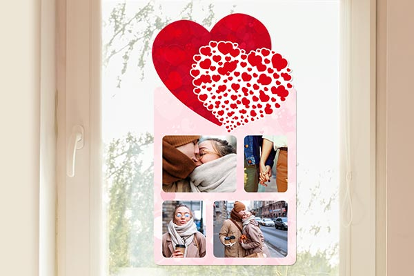 poster mirai amore