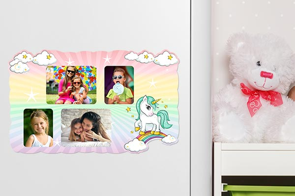 poster mirai unicorno